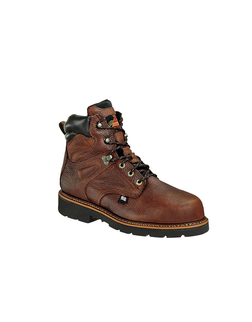 thorogood 6 quot waterproof brown boots price breaker