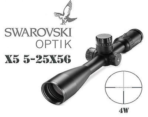 Swarovski X5 5-25×56 4W Riflescope