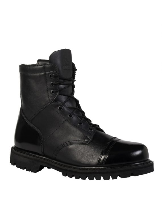 Rocky 7″ Size-Zip Jump Boots