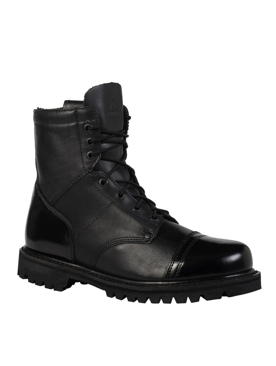 Rocky 7″ Size-Zip Jump Boots