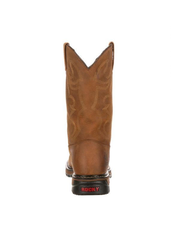 Rocky Ride Branson Roper Boots