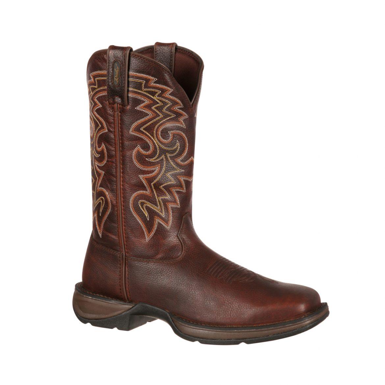 Durango Rebel Dark Brown Boots Price Breaker