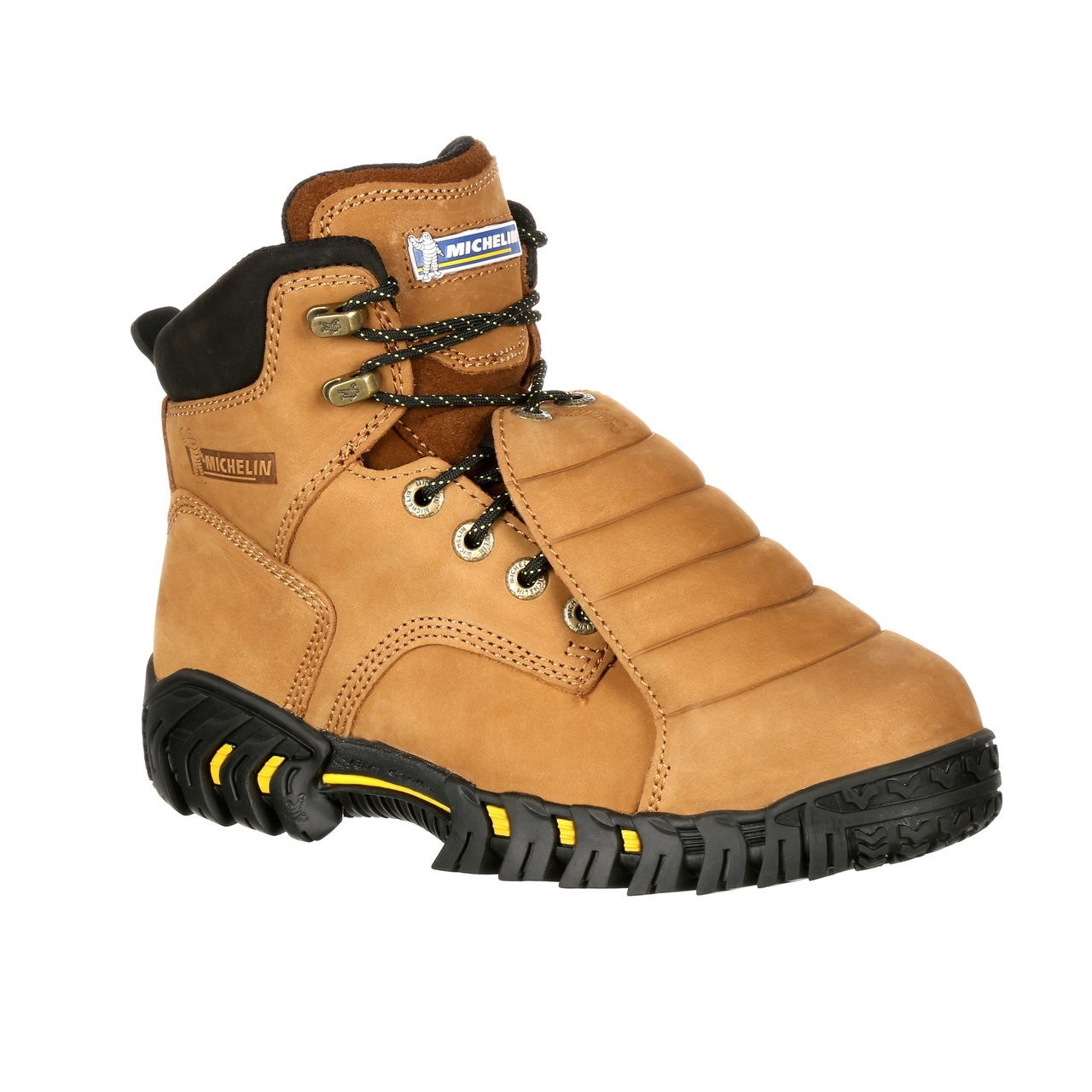 "Michelin Sledge 6"" Steel Toe Boots"
