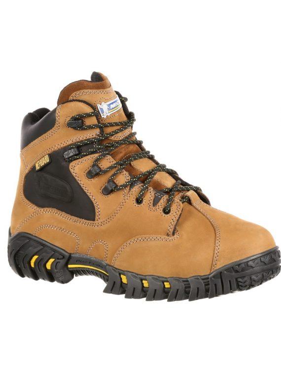 "Michelin 6"" Internal Met Guard Boots"