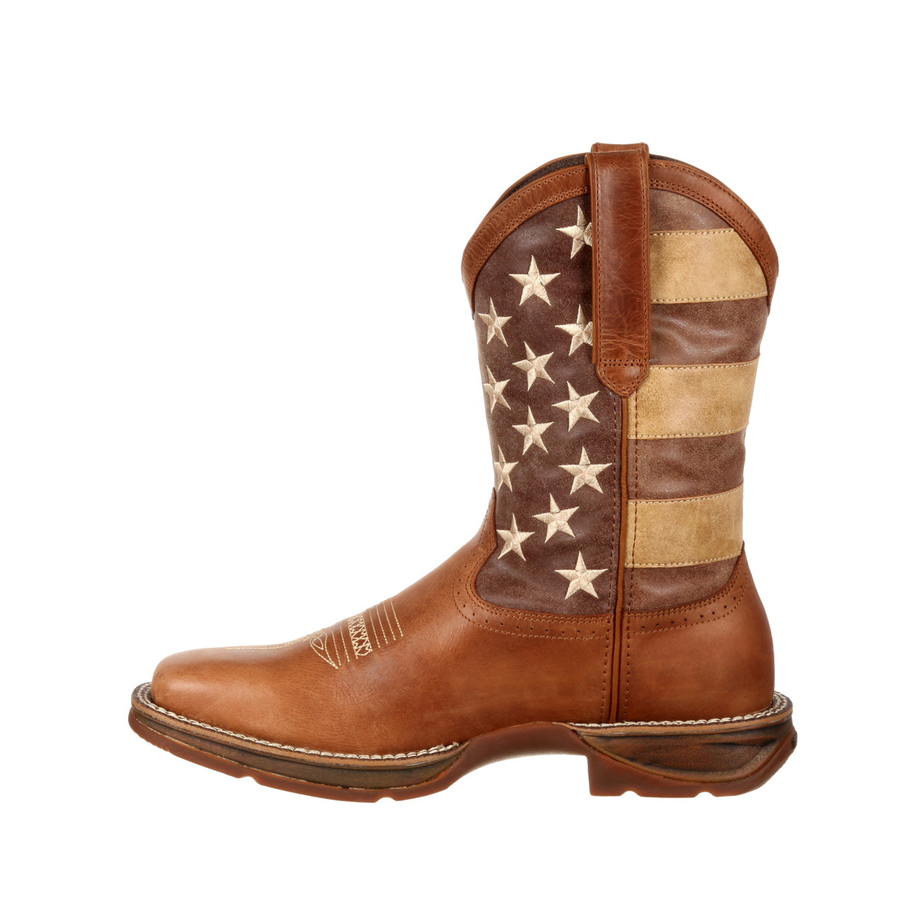 cceb11901c7 Durango Rebel Faded USA Flag Boots