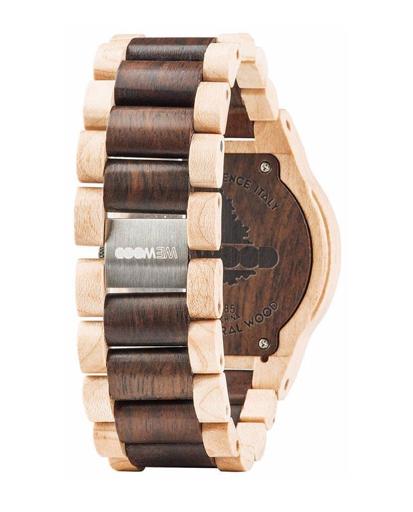 WeWood Kappa Choco Crema Watch
