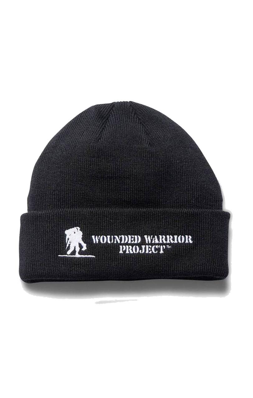 Under Armour Black ColdGear WWP Stealth Beanie