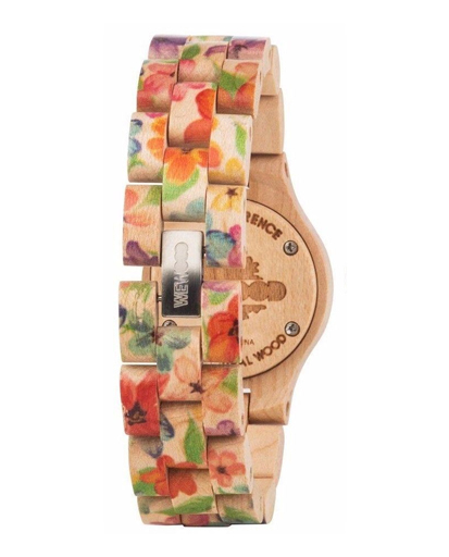 WeWood Criss Flower Beige Watch
