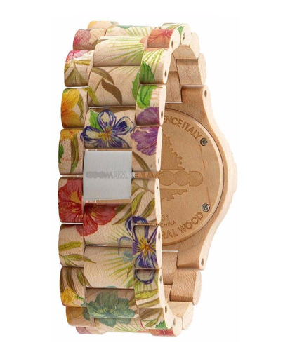 WeWood Date Flower Beige Watch