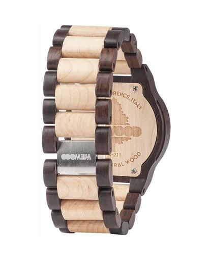 WeWood Alpha Chocolate Beige Watch
