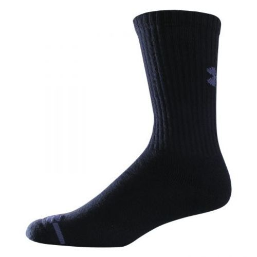 Under Armour Youth Charged Crew Socks (6-Pack)
