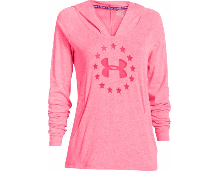 Under Armour Freedom Tri-Blend Hoody