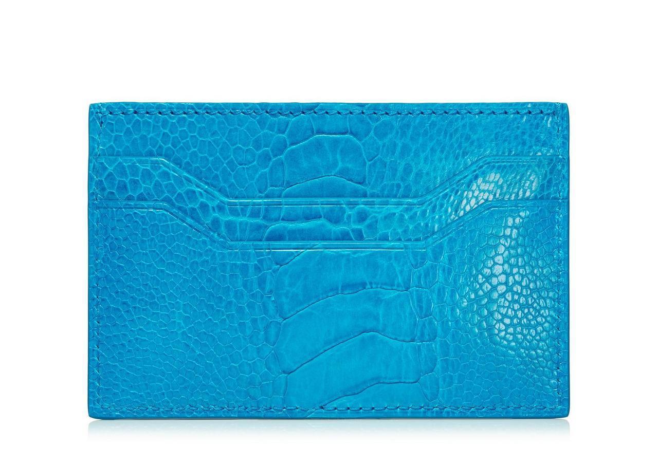 Tom Ford Turquoise Card Holder Price Breaker