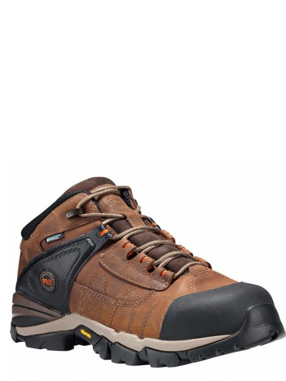 Timberland Pro Hyperion Mid Alloy Toe Work Boots