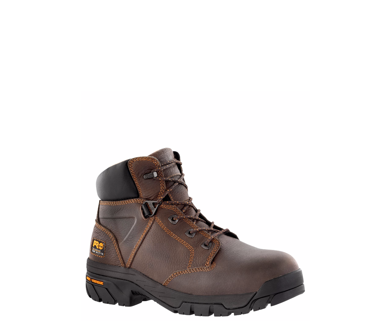 Timberland Pro Helix 6″ Brown Alloy Toe Work Boots
