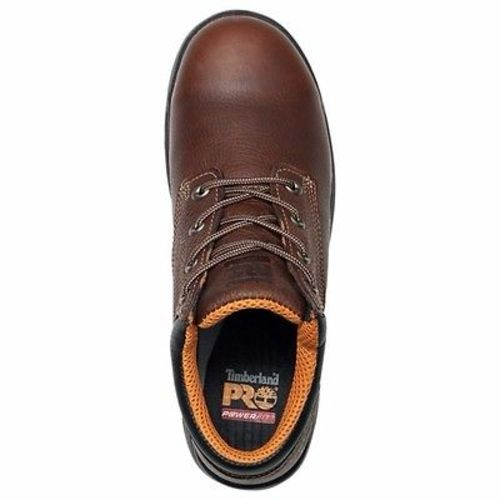 "Tiberland Pro 8"" Titan Brown Oiled Alloy Toe Work Boots"