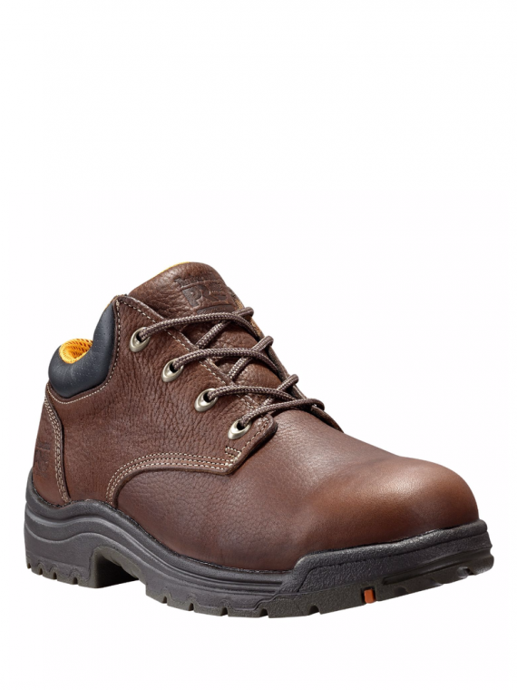 Tiberland Pro 8″ Titan Brown Oiled Alloy Toe Work Boots