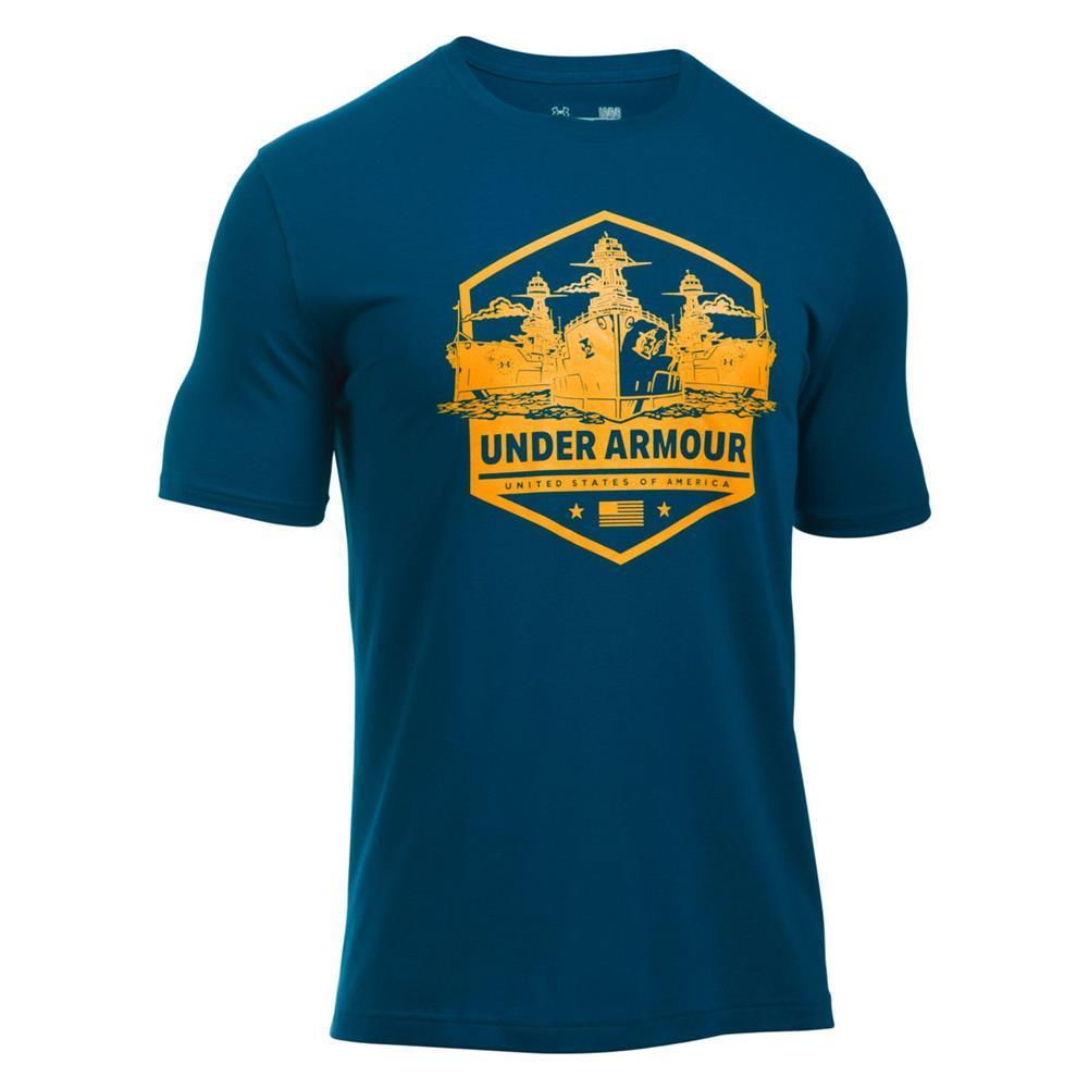 Under Armour Freedom By Sea T-Shirt
