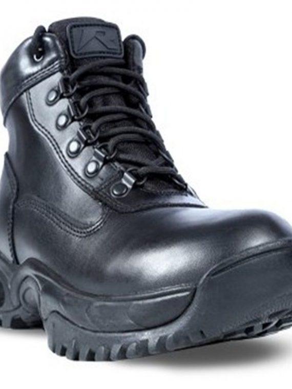 Ridge Outdoors Mid Side Zip Tactical Boots