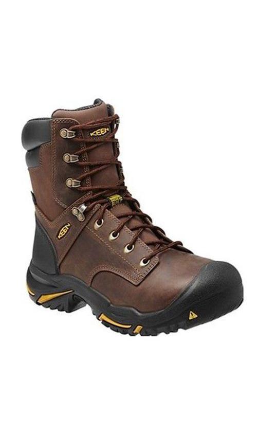 Keen Mt. Vernon 8″ Work Boots