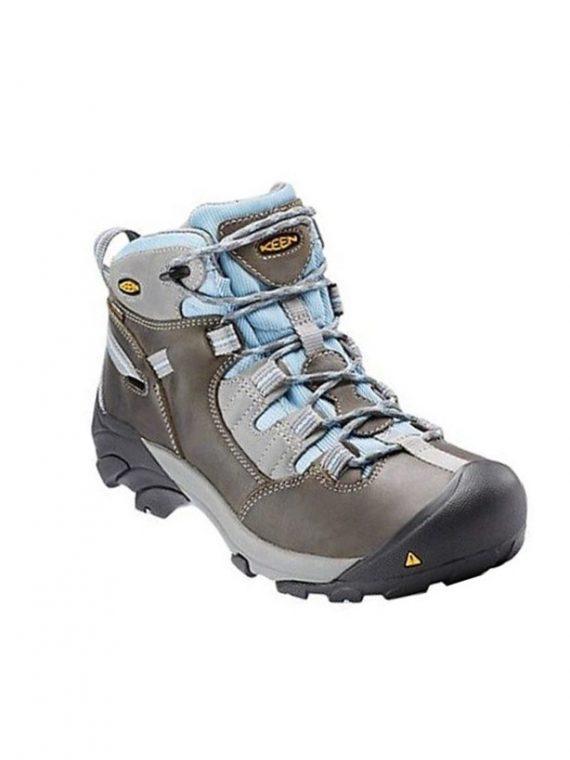 Keen Detroit Mid Magnet Bell Soft Toe Work Shoes