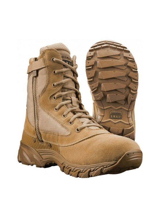 """Original S.W.A.T Chase 9"""" Side-Zip SP Tactical Boots"""