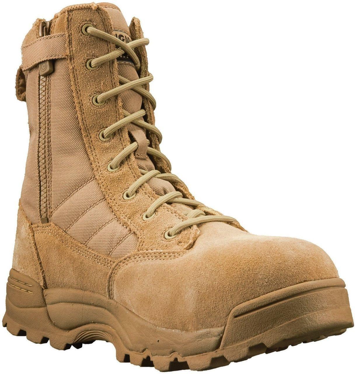 Original S.W.A.T Classic 9″ Side Zip Tactical Boots