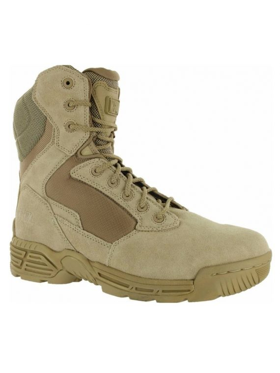 Magnum Stealth Force 8.0 Desert Tan Tactical Boots