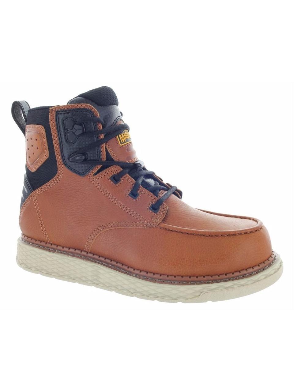 Magnum Stockton 6.0 Tan Work Boots - Price Breaker