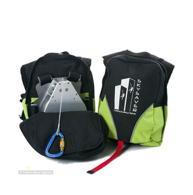 Skysaver SKS160 Survival Rescue Backpack (160 ft.)