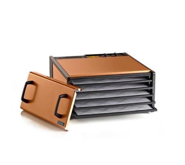 Excalibur Copper TM 5-tray Food Dehydrator