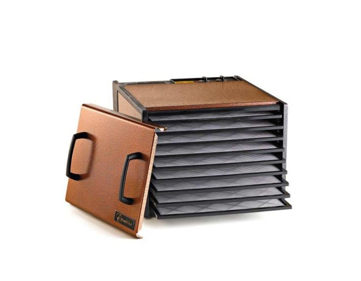 excalibur copper tm 9 tray food dehydrator price breaker. Black Bedroom Furniture Sets. Home Design Ideas