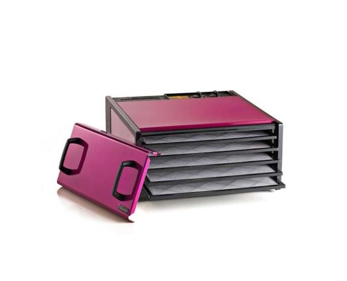 Excalibur Radiant Raspberry TM 5-tray Food Dehydrator