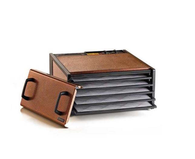 Excalibur Copper 5-tray Food Dehydrator
