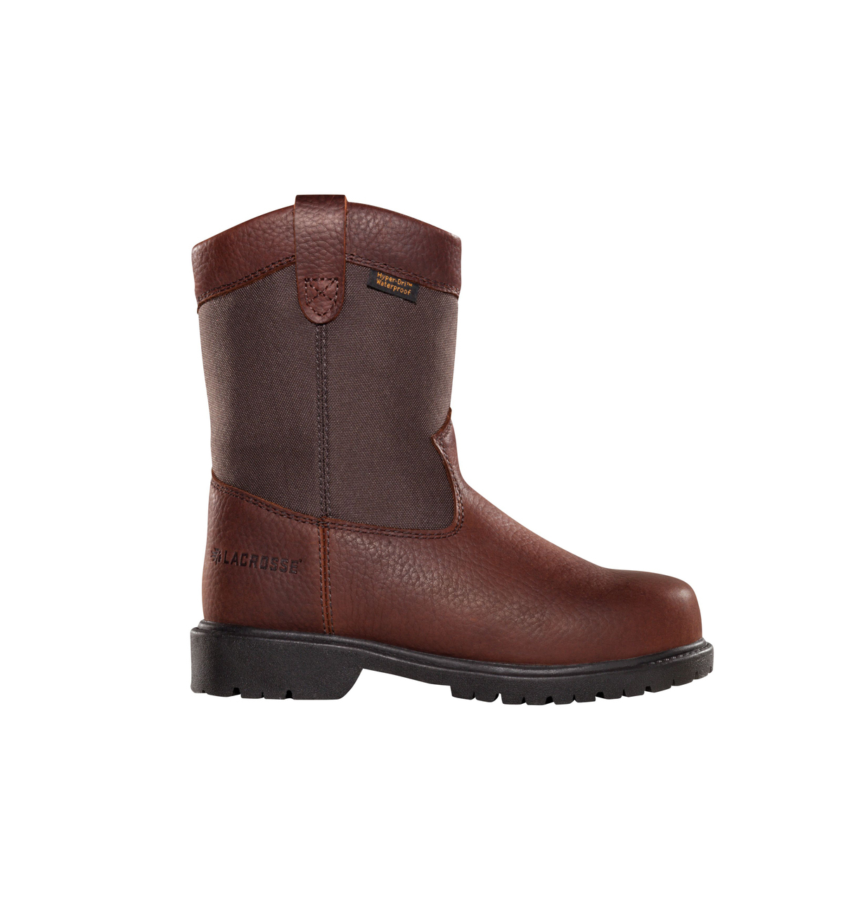 LaCrosse Youth Wellington 8″ Brown Hiking Boots