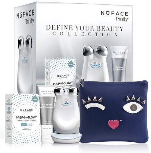 Nuface Trinity Pro Define Your Beauty Collection