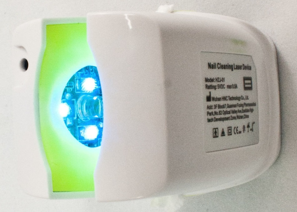 HNC Nail Fungus Laser Treatment