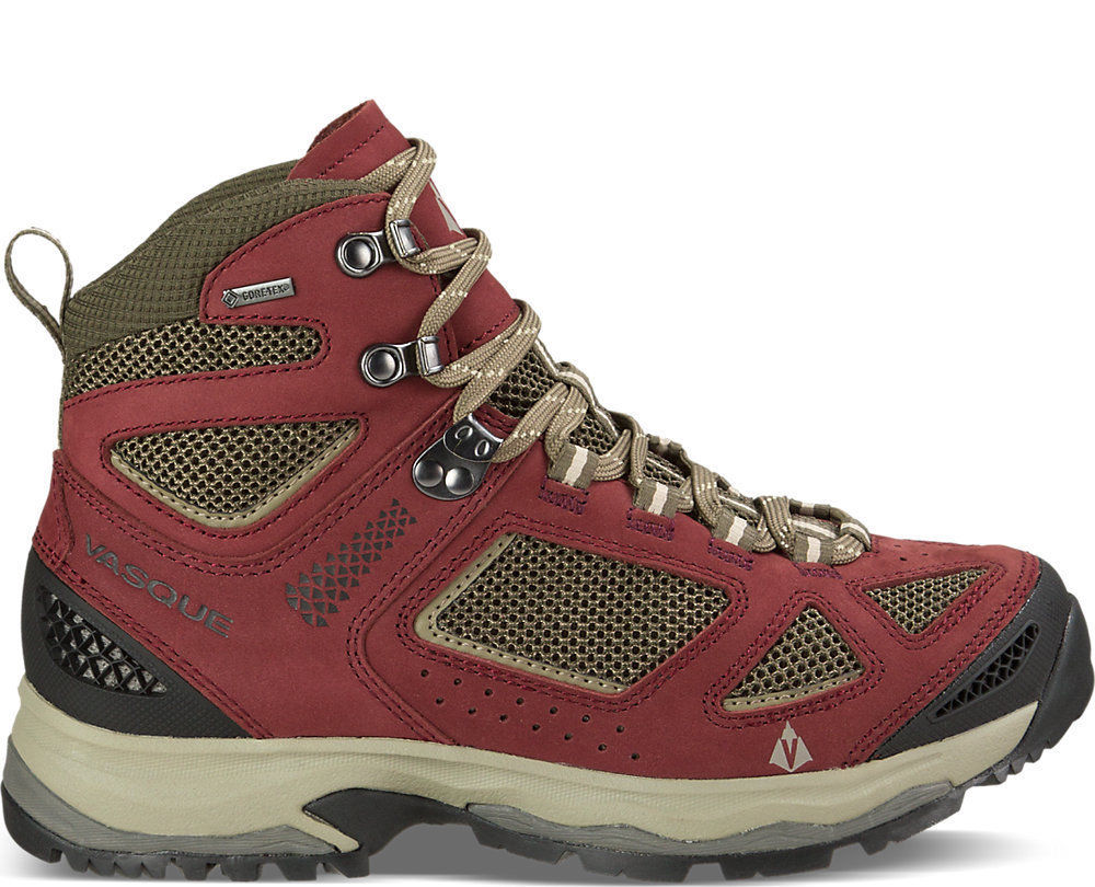 Vasque Breeze Iii Gtx Red Mahogany Hiking Boots Price