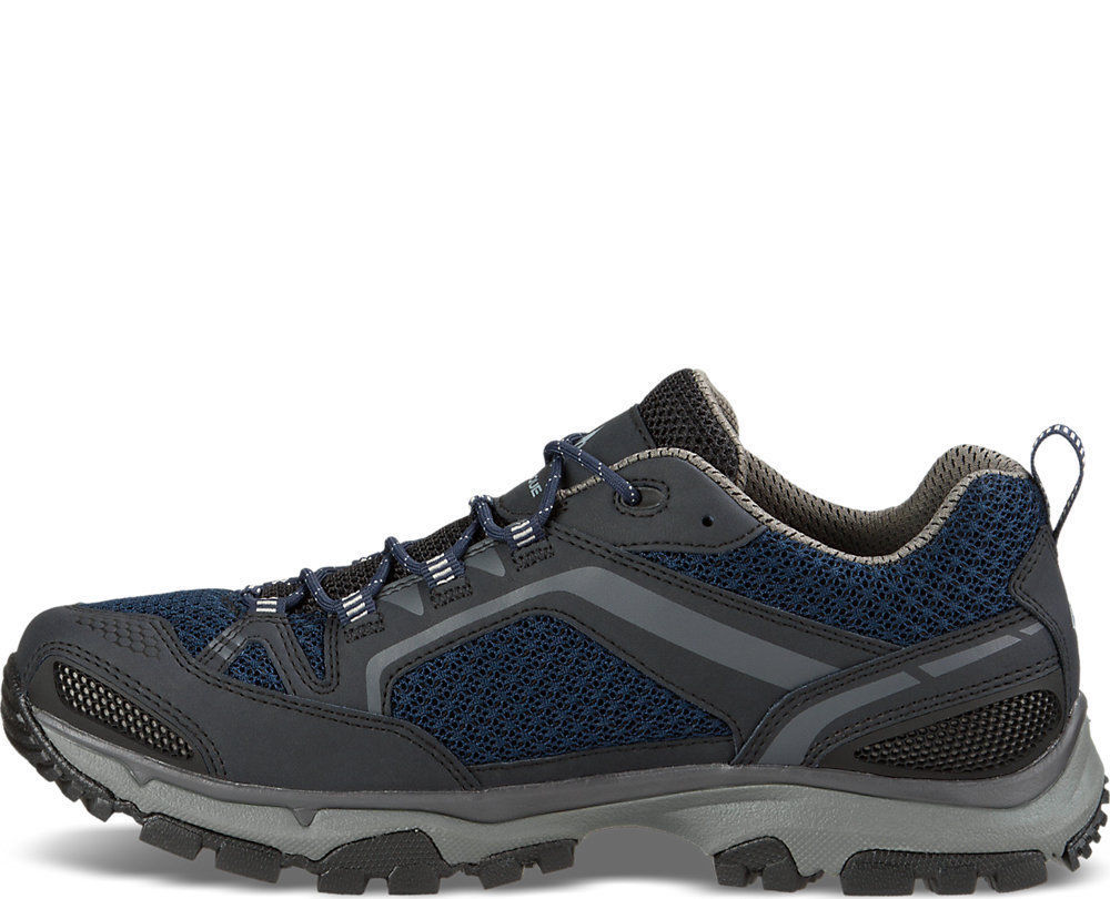 vasque inhaler ii low blue hiking shoes price breaker