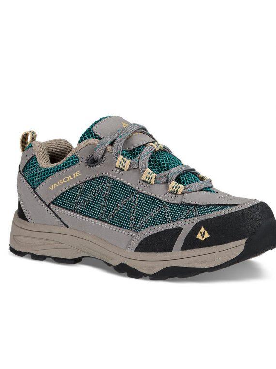 Vasque Monolith Low UltraDry Everglade Hiking Shoes