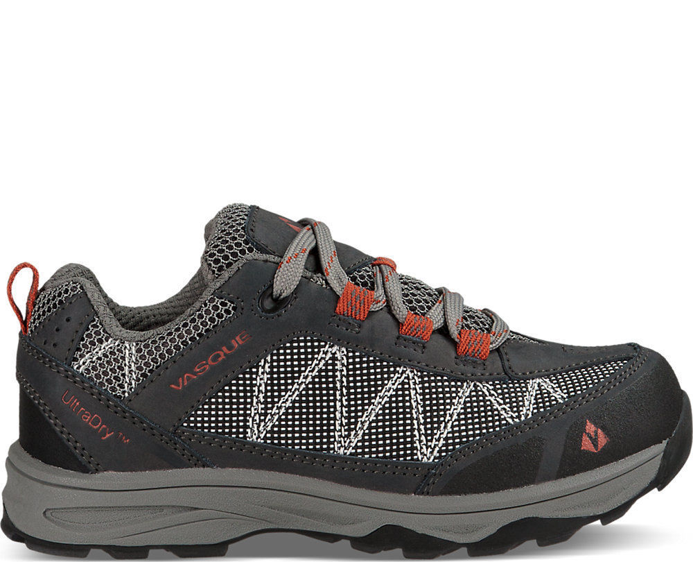 Vasque Monolith Low Ultradry Hiking Shoes Kids