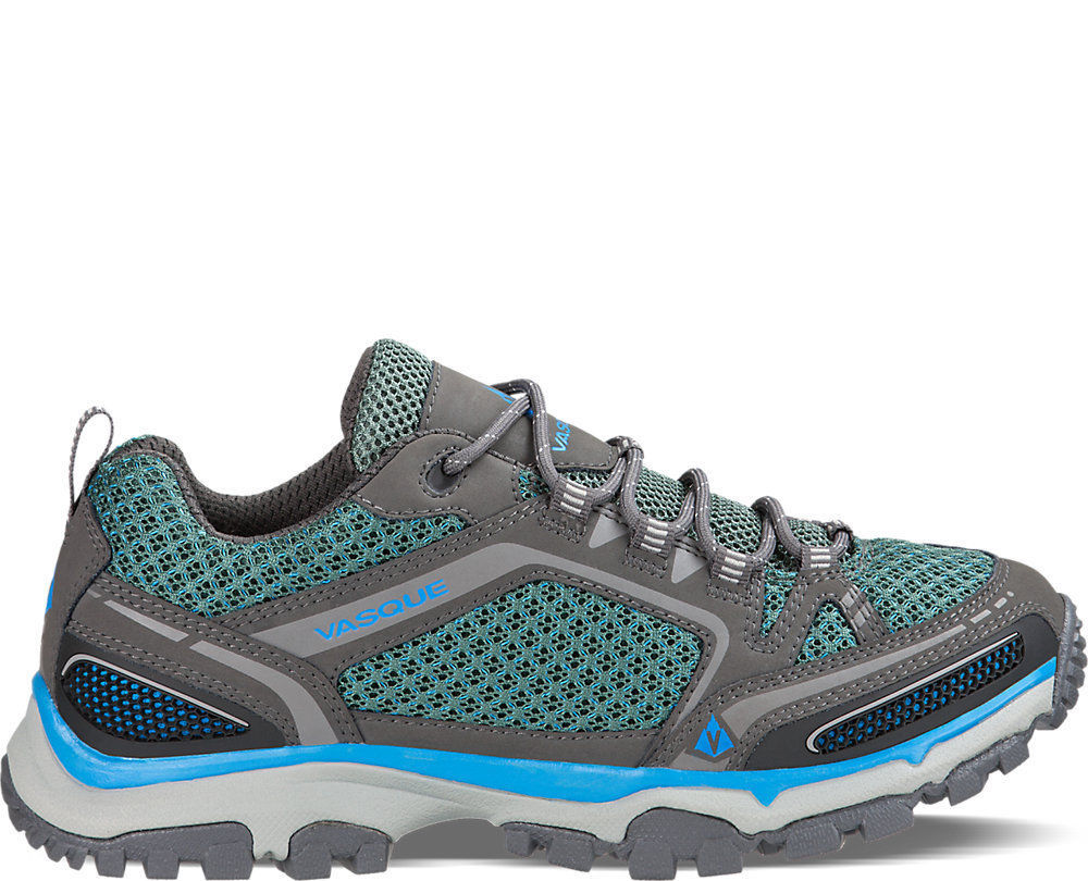 vasque inhaler ii low silver pine hiking shoes price breaker