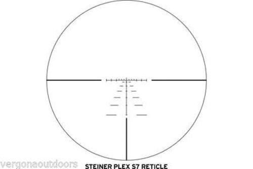 GS3 4-20x50mm S-7 Riflescope