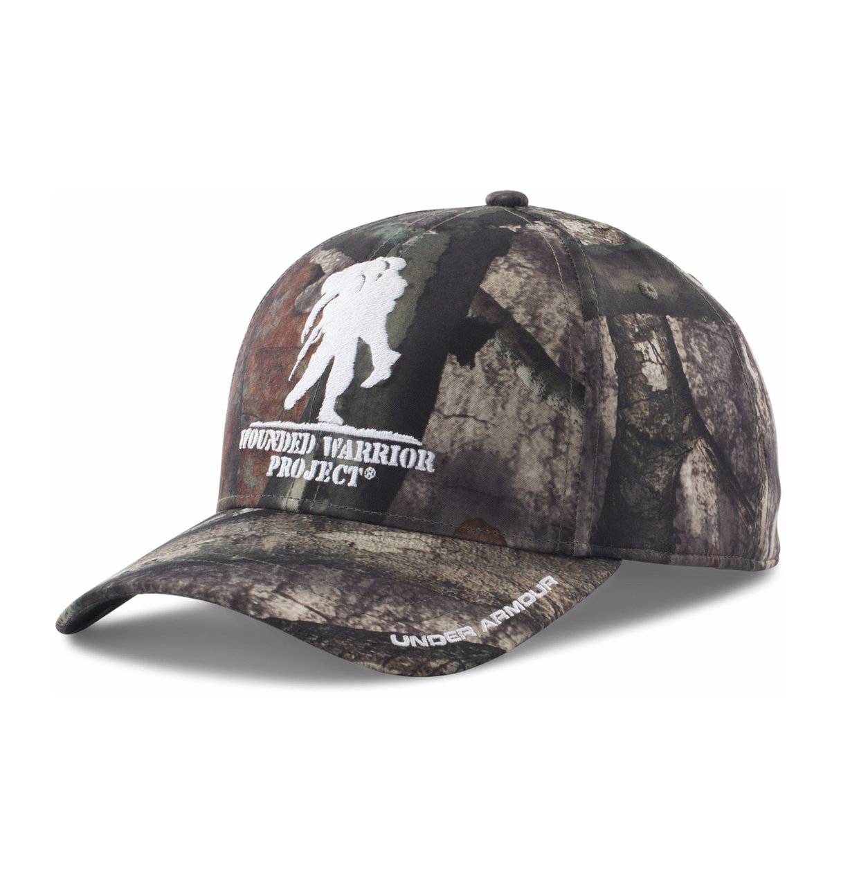 Real Tree WWP Camo Hat